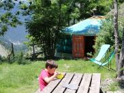 Location vacances Meyronnes (04530)