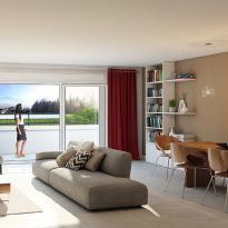 Achat Appartement 3 pièces Thonon-les-Bains