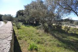 Terrain Castillon du Gard &bull; <span class='offer-area-number'>2 183</span> m² environ