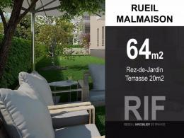 Achat Appartement 3 pièces Rueil Malmaison
