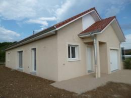 Location Villa 4 pièces Montalieu Vercieu