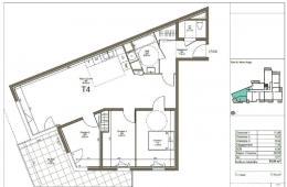Achat Appartement 4 pièces Marseille 10