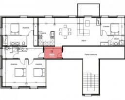 Achat Appartement 5 pièces St Cezert