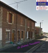 Achat Maison 3 pièces Joudreville