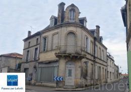Achat Maison 8 pièces St Genis de Saintonge
