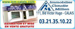 Achat Commerce 4 pièces Calais