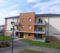 Location Appartement 2 pièces Caudry