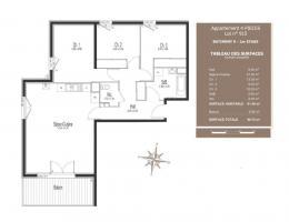 Achat Appartement 4 pièces Saint-Fons