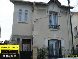 Achat Maison 5 pièces Epinay sur Seine