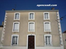 Achat Maison 7 pièces St Maixent L Ecole