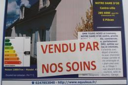 Achat Maison 5 pièces Notre Dame D Oe