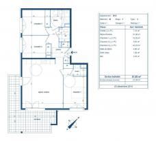 Achat Appartement 4 pièces Metz-Tessy
