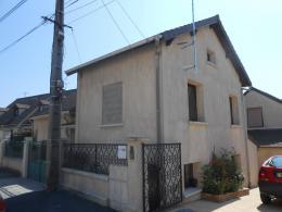 Location Maison 3 pièces Pierrefitte sur Seine