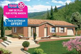 Achat Maison 3 pièces La Batie Montgascon