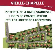 Achat Terrain Vieille Chapelle