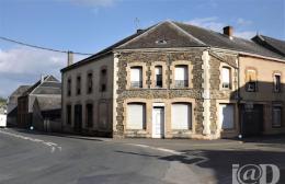 Achat Maison 4 pièces Maubert Fontaine
