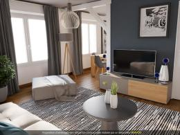Achat Appartement 3 pièces St Etienne au Mont