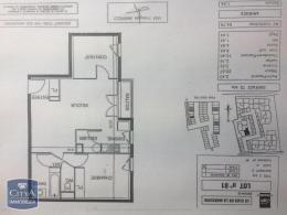 Location Appartement 2 pièces Brignais
