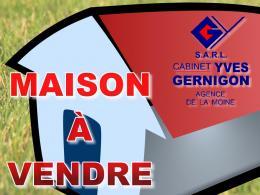 Achat Maison 3 pièces Montfaucon Montigne