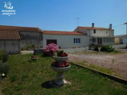 Achat Maison 4 pièces St Nazaire sur Charente