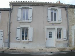 Location Maison 4 pièces Jarnac
