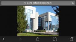 Location Bureau Hoenheim