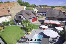 Achat Maison 11 pièces Ittenheim