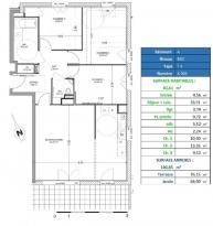 Achat Appartement 4 pièces Montbonnot St Martin