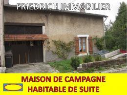 Achat Maison 3 pièces St Maurice sous les Cotes