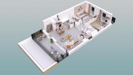 Achat Appartement 3 pièces Montigny les Metz