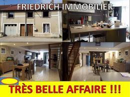Achat Maison 9 pièces Pagny sur Meuse