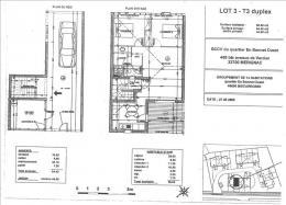 Location Appartement 3 pièces Biscarrosse