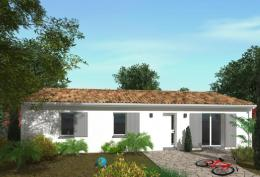Achat Maison+Terrain 4 pièces Arveyres