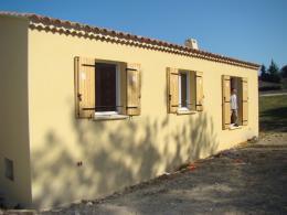 Achat Villa 4 pièces Camaret sur Aigues
