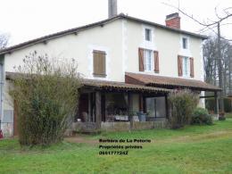 Achat Maison 5 pièces St Quentin sur Charente