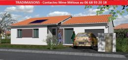 Achat Maison+Terrain 4 pièces Orleat