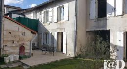Achat Maison 6 pièces Montmoreau St Cybard