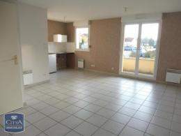 Location Appartement 2 pièces Luneville