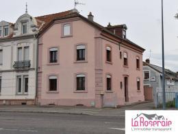 Achat Maison 9 pièces Mulhouse