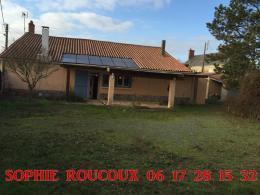 Achat Maison 7 pièces St Etienne de Brillouet