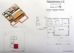 Achat Appartement 4 pièces Tencin