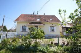Achat Maison 6 pièces Plobsheim