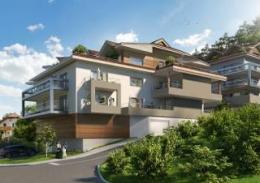 Achat Appartement 4 pièces Evian les Bains