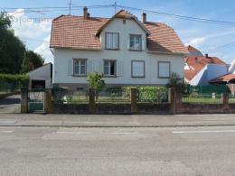 Achat Maison 5 pièces Gundershoffen