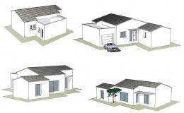 Achat Villa 3 pièces Bessan