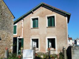 Achat Maison 4 pièces St Just Luzac