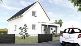 Achat Maison+Terrain 5 pièces Volgelsheim