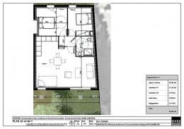 Achat Appartement 3 pièces Labenne