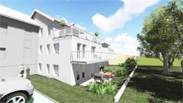 Achat Appartement 3 pièces Roussy le Village