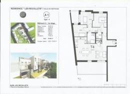 Achat Appartement 4 pièces Bethune